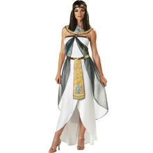 de Halloween traje deusa