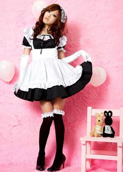 Maid my day costume