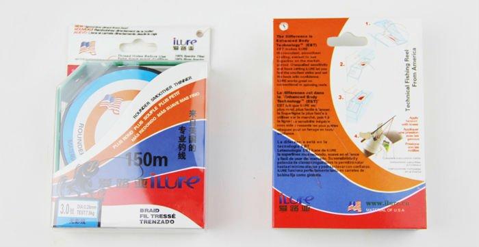 Fluorocarbon fishing line 150m