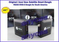 Приемник спутникового телевидения Original i-BOX ibox i box Satellite Smart Dongle i box RS232 DVB-S twin protocol dongle for South America 1 piece