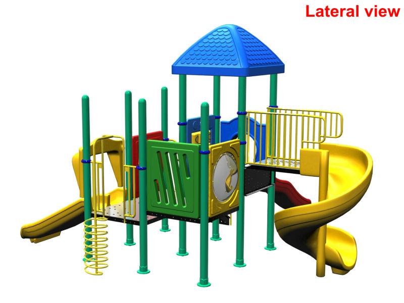 Patio jard n de infancia de juegos para ni os juegos infantiles al aire libre qx 11048b for Juegos de jardin infantiles de madera