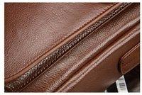 Маленькая сумочка messenger bag/man's bag/msb010/Genuine leather/retail or