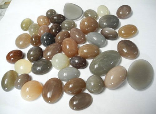 Rainbow Moonstone Multi Shape