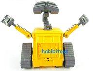 10pcs/lot rc Robot Toy Car12cm Wall-E Walle WALL.E Robot Intelligent toys-1
