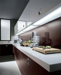 60cm smd led streifen licht küche unterschrank licht geführt ... - Beleuchtung Küche Unterschrank