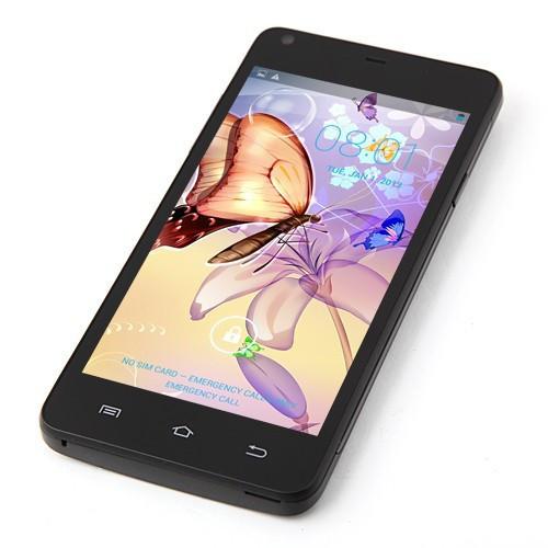 Мобильный телефон THL T5 MTK6572W 1,2 4.7/qhd 960 x 540 5.0MP Bluetooth WCDMA GPS WiFi MTK6572