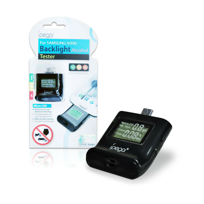 PG-SI017 i9300 Backlight Alcohol Tester (2)