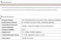 Генератор сигнала sales RF SIGNAL GENERATOR/Signal Generators/700~1200 MHz AT801d