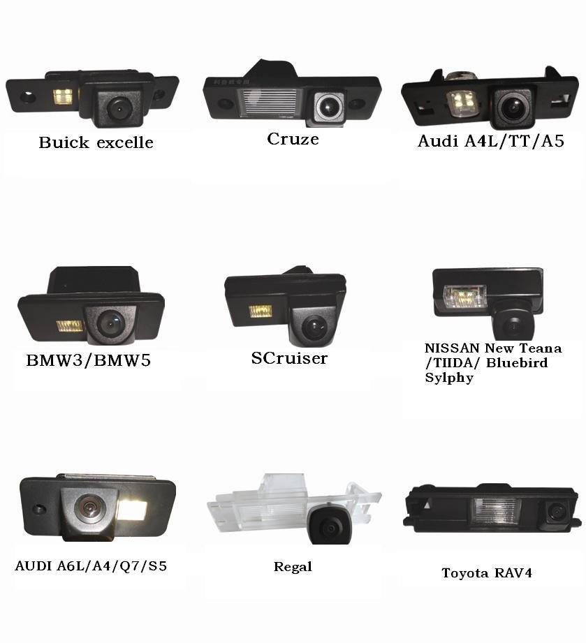 special car camera for Toyota,Honda,Bmw