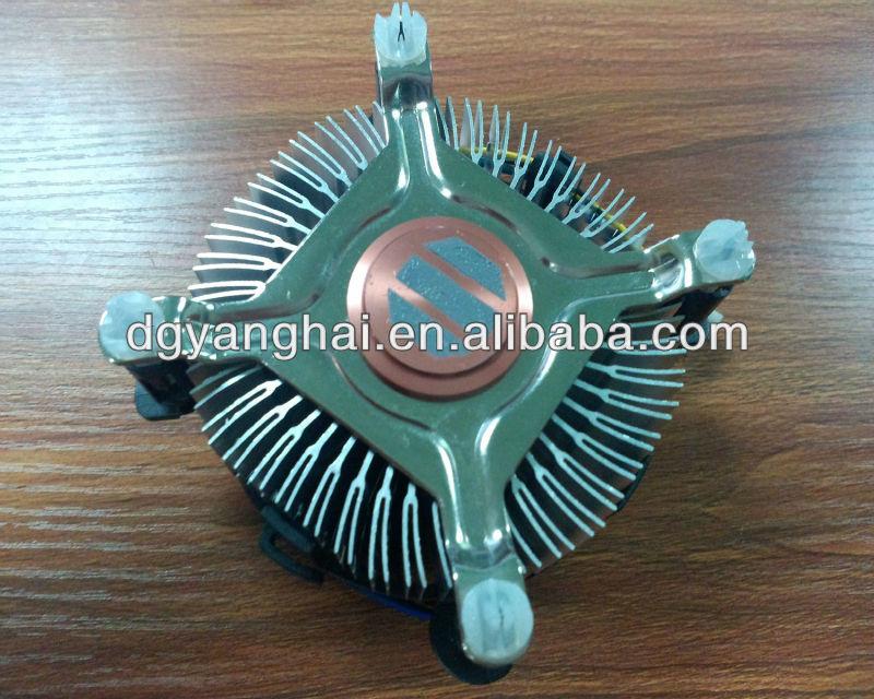 CPU heat fan