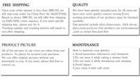 Серьги висячие K&M ( EA-01182