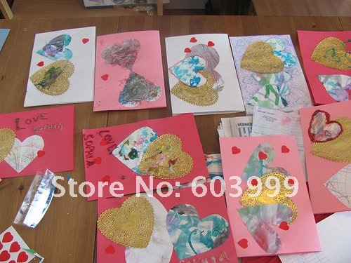 gold heart doilies.jpg