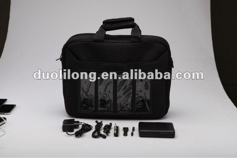 Hottest solar bag for laptop