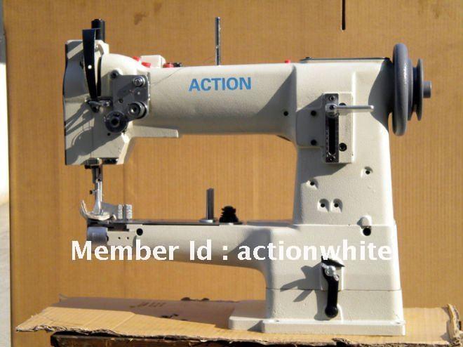 Máquina de costura na China