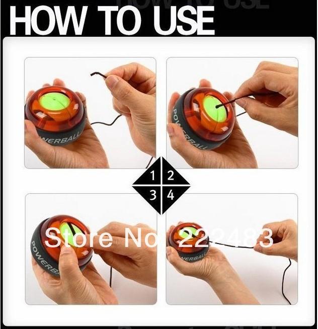 как раскрутить эспандер видео