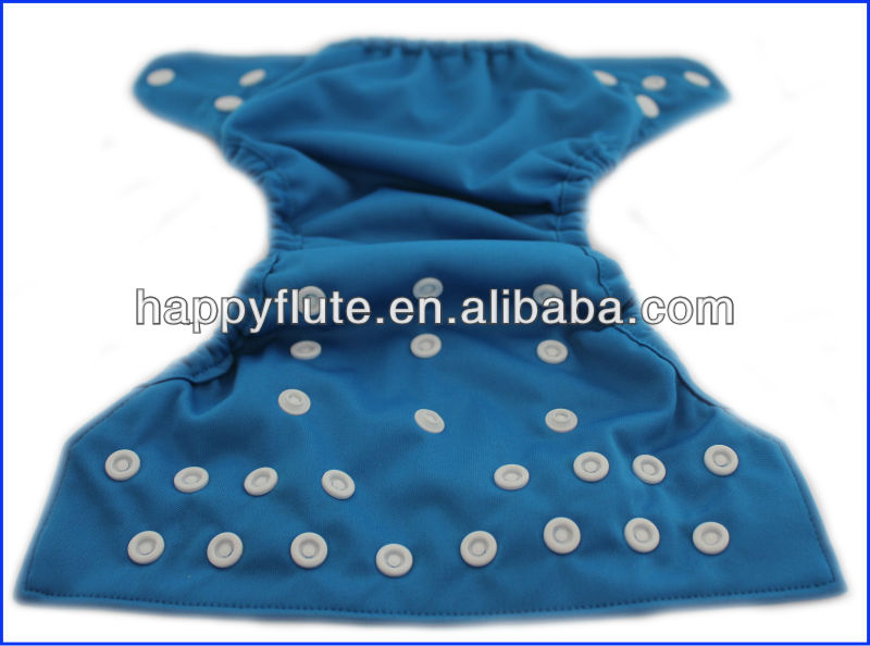 2012 NEW One Size Pocket Diaper Washable Baby Cloth Diaper Cover