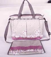 Сумка Baby Diaper Bag / mommy Handbag Flower print