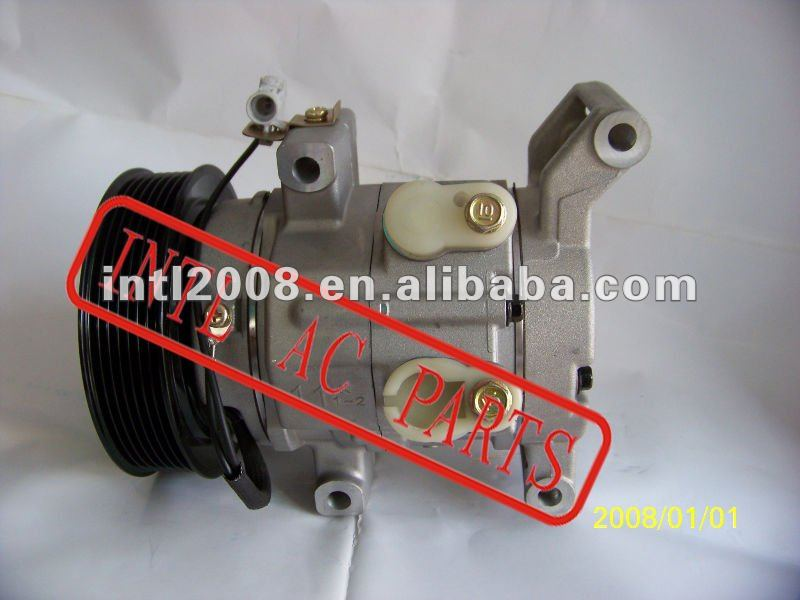 Auto air conditioner Compressor for TOYOTA HILUX / TOYOTA INNOVA