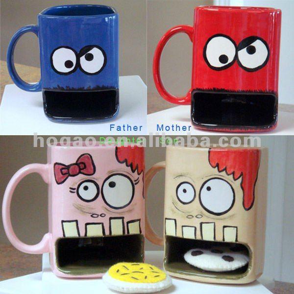 Mug with cookie holder buy milk mug with cookie holder coffee mug