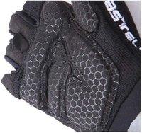 прямые Кастелли Россо corsa велосипед велосипедов перчатки без пальцев в 2 цвета красный & белый размер m/l/xl