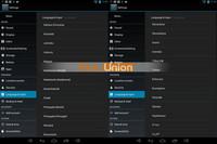 Планшетный ПК RK3188 Quad Core 1.6Ghz Yuandao/Vido 9.7'N90 IPS Tablet PC1G/16G Android 4.2.2 Dual Cameras OTG WIFI Play Store HDMI