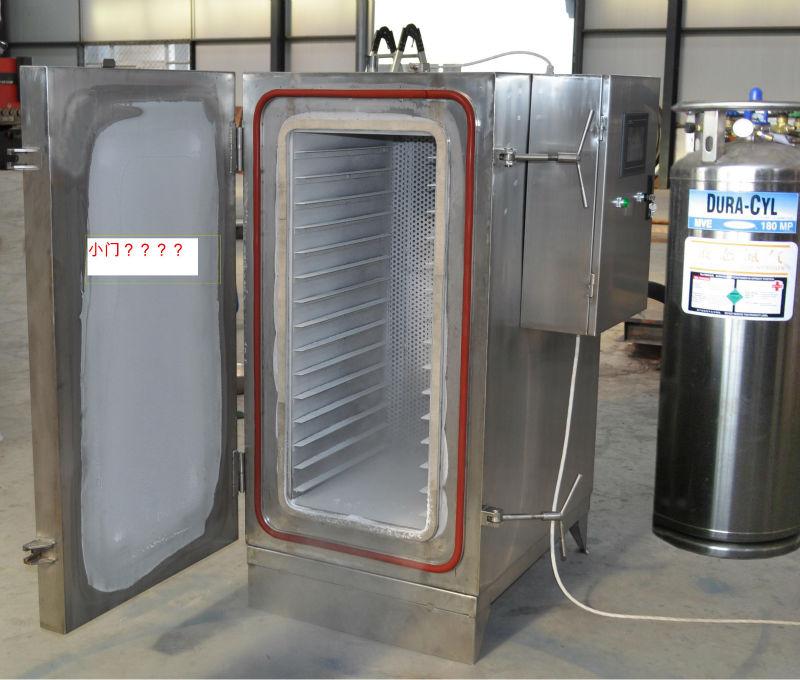 Liquid Nitrogen Machine Liquid Nitrogen Machine / Iqf