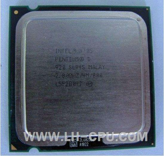 Dual Core 2.8 Ghz Dual-core 2.8ghz/800mhz/4m