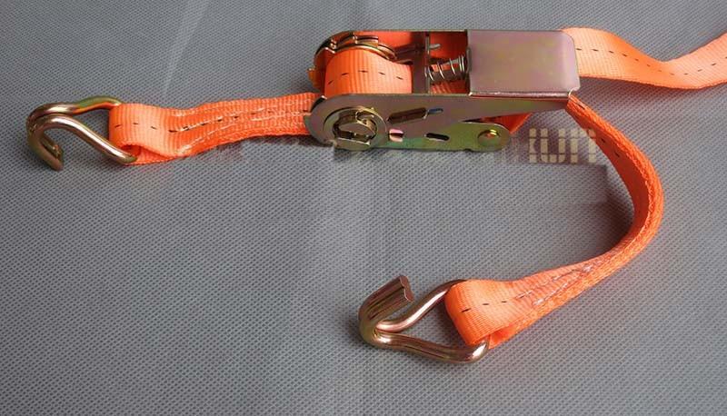 15куб.521 галстук храповик 12 m груза, крепления груза ремень с 2 крюка