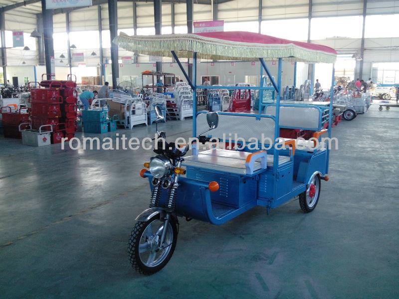 2014 New model passenger e-rickshaw,electric tricycle,electric rickshaw,e-tricycle,battery rickshaw,three wheel motorcycle
