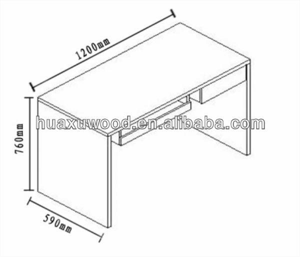 hx130710ll 3 combin simple enfants tude de table bureau d 39 ordinateur table en bois id de. Black Bedroom Furniture Sets. Home Design Ideas