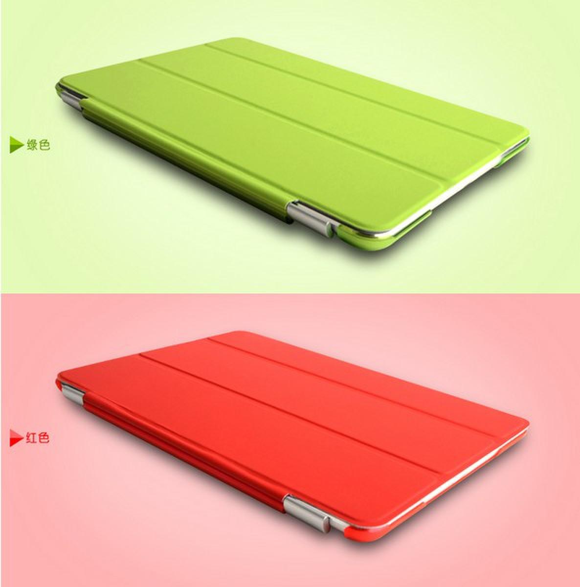 for ipad mini 2 light color leather cover
