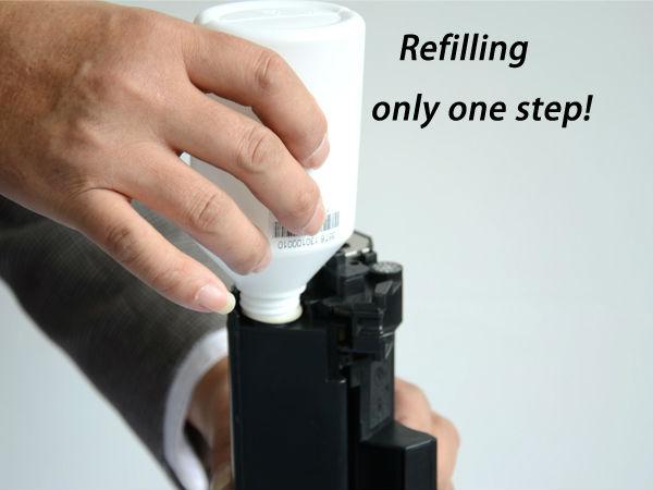 Đổ mực máy in hay thay thế hộp mực chính hãng thì có lợi hơn cho môi trường