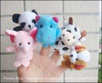 куклы  плюшевая игрушка кукла пальцев FP01