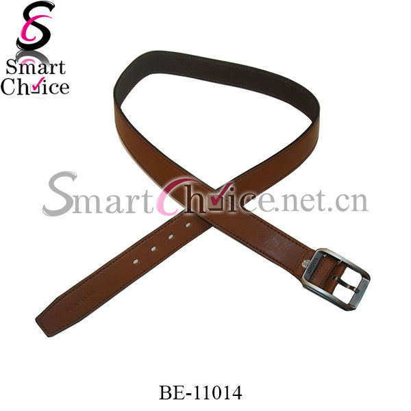 2012 fake designer belts with pu leather