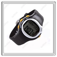S5M Fittness Pulse Counter Heart Rate Monitor Sport Watch Digital Running timer