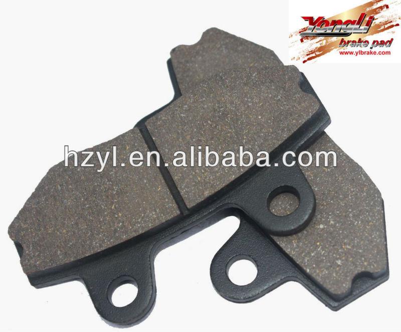 China racing go kart tires/brake pad