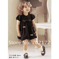 Платье для девочек Girls' special bow dress