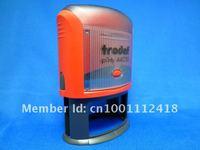 rubber stamp trodat 44055 logo custom address notary promotional self inking