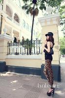 Женские носки и Колготки Leopard Leggings ! VQ167 XL