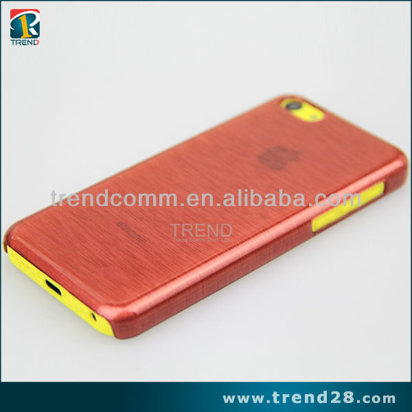 hot sell drawing lines house cover case for iphone 5c