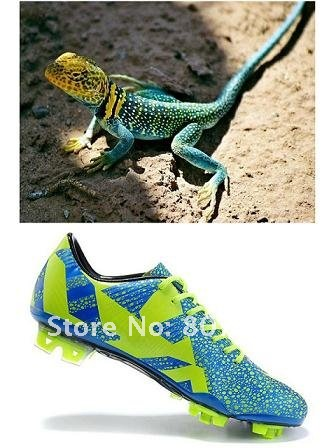Men's Soccer Shoes Outdoor Cleats Blue Green Football Boots Cheap Sports Shoes US6.5-12size Trainers Fashion Sneakers Newest