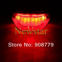 Free Shipping Integrated LED Tail+Turn Light for Honda CBR 1000 RR 04 05 06 07 SMOKE