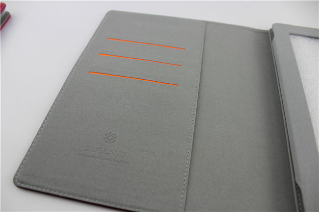 leather flip case for ipad can make to fit for any other model for ipad case