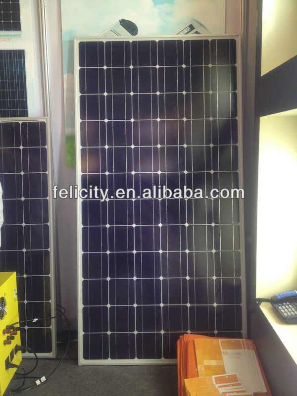 500w solar power system easy to store and use