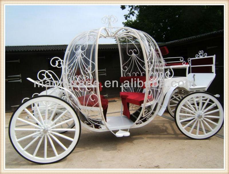 White Horse Carriage White Horse Carriage Cart