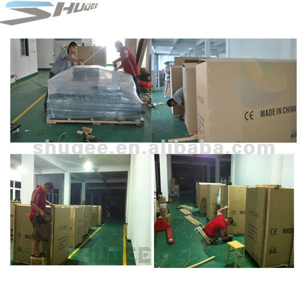 Pneumatic / hydraulic / electronic control 5D theater factory, cinema equipment