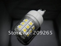 G9 200-260V 7W Cold white / Warm White 360 Degree 5050 SMD 30Led Light Bulb Lamp Energy Saving #921