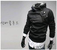 Мужская толстовка Holiday Sale Special price! High collar coat top brand men's jackets, men's dust coat, Men's hooded Sweatshirt 1004