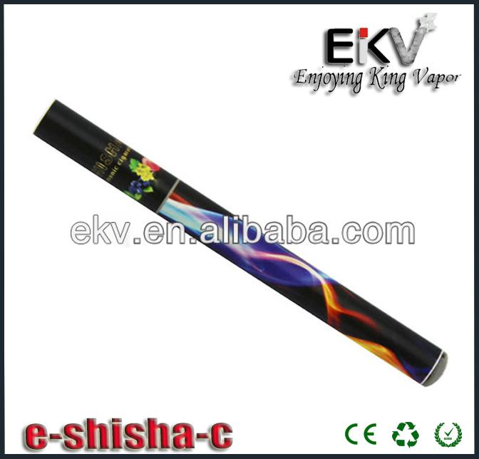 China factory wholesale hot selling potable hookah 500puffs ecig SHISHA-C various flavor