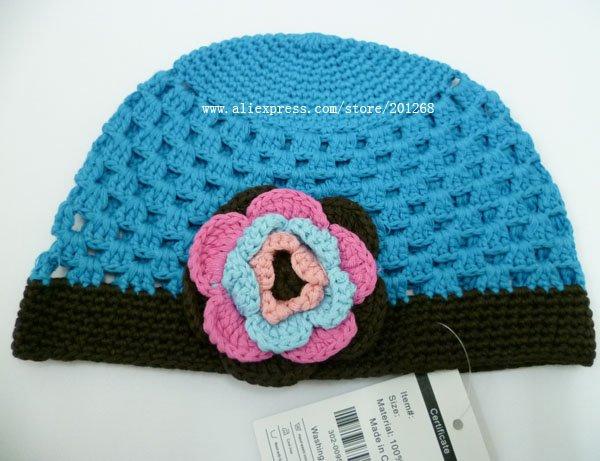 Crochet beanie baby hat knited baby hat